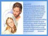 Dziatki poprzez orędzie przekazuję wam błogosławieństwo wraz z moim Synem Jezusem
